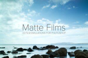 Download 33 Pro Matte Film Actions