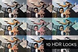 Download 33 Tone Mapping & DRI Actions