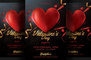 Download Valentines Day Flyer