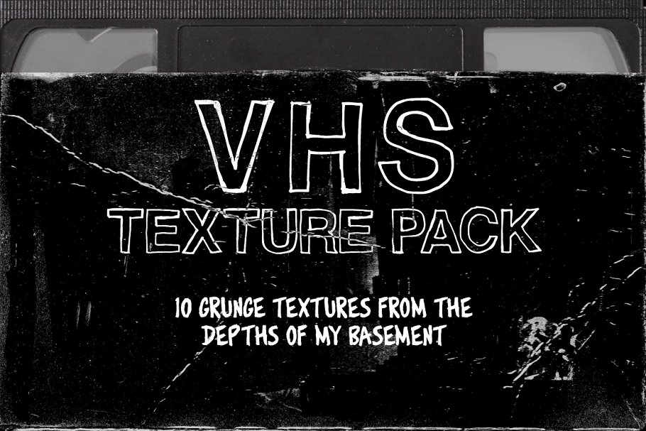Download VHS Texture Pack