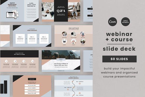Download Webinar & Course Slide Deck