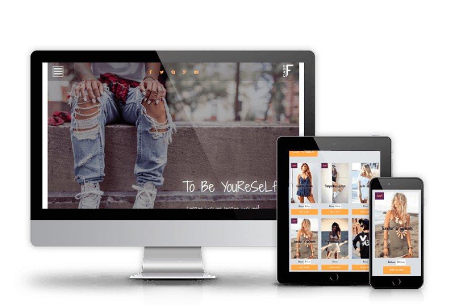 Download Fashion Cast - WooCommerce WordPress