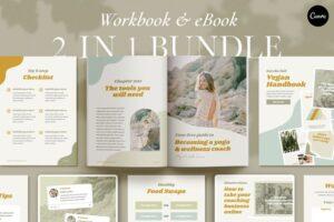 Download 2 in 1 eBook + Workbook Template