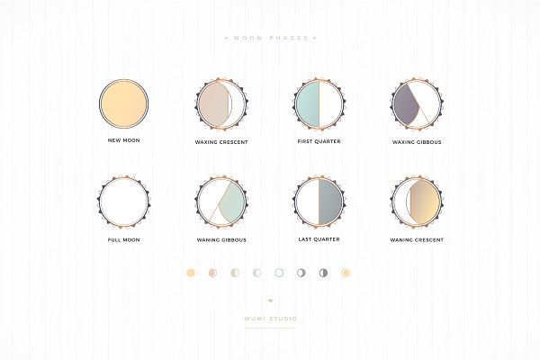 Download Moon Phases