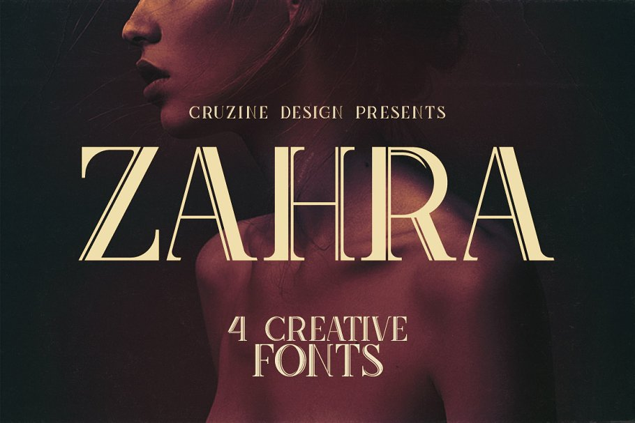 Download Zahra Typeface