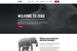 Download Zeko - Non-Profit WordPress Theme